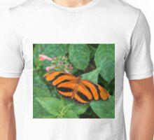 Banded Orange Heliconian Unisex T-Shirt