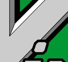 Vim Editor Logo Sticker