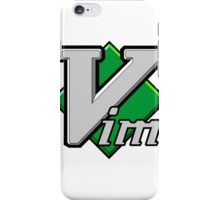 Vim Editor Logo iPhone Case/Skin