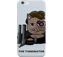 The Tabbinator iPhone Case/Skin