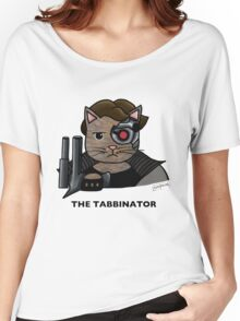 The Tabbinator Women's Relaxed Fit T-Shirt