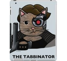 The Tabbinator iPad Case/Skin