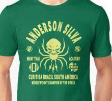 Anderson Silva Muay Thai Academy Unisex T-Shirt