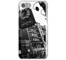 New York Greenwich Village iPhone Case/Skin