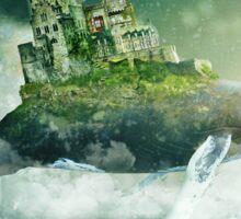 Flying Kingdoms Sticker