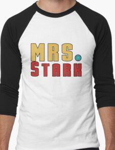 Mrs Stark Men's Baseball ¾ T-Shirt