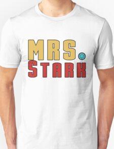 Mrs Stark Unisex T-Shirt
