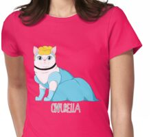 Cinpurella Womens Fitted T-Shirt