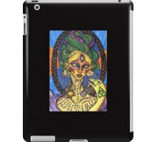 Pythoness (Ouija Board Tattoo) iPad Case/Skin