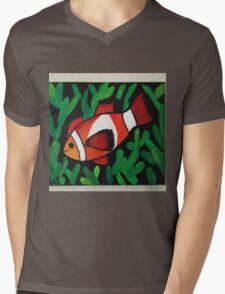 My Fish Nemo Mens V-Neck T-Shirt
