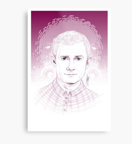 John Watson Metal Print