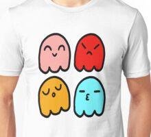 Pacman Ghosts Unisex T-Shirt