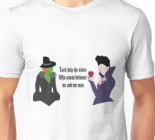 Once Upon a Time Sisters Unisex T-Shirt