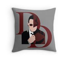Daredevil! Throw Pillow