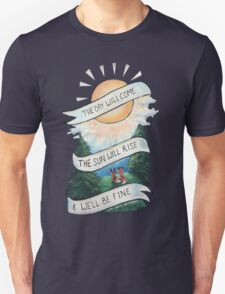 Please Pardon Yourself by the Avett Brothers Design T-Shirt