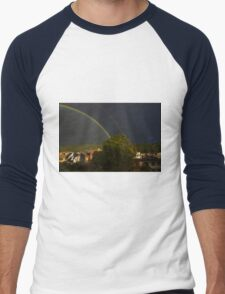 Double Pot O' Gold Men's Baseball ¾ T-Shirt