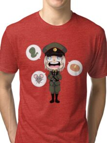 Hungry Raikov Tri-blend T-Shirt