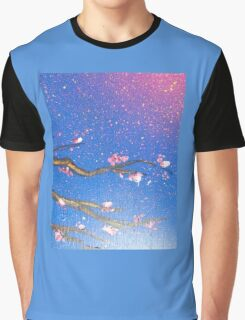 'Blossom Already' by Christian Asare Graphic T-Shirt