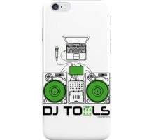DJ TOOLS iPhone Case/Skin