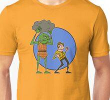 Kirk v Gorn Unisex T-Shirt