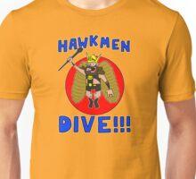 Hawkmen Dive Unisex T-Shirt