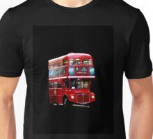 Here Comes A London Bus! Unisex T-Shirt