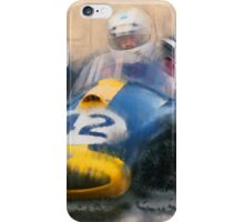 Historic Car Racing iPhone Case/Skin