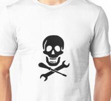 Mechanic Pirate Unisex T-Shirt