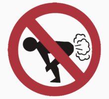 No Fart Kids Tee
