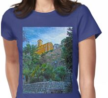 Grasse, France - Perfume Capital Of The World Womens Fitted T-Shirt