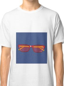 Pop Art Glasses Classic T-Shirt