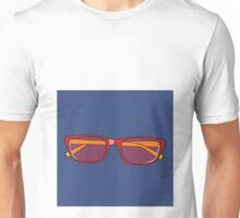 Pop Art Glasses Unisex T-Shirt