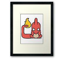C for C-harmeleon Framed Print