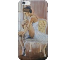 """Ballerina Girl"" iPhone Case/Skin"