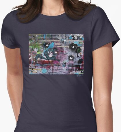 About Birdsong Womens Fitted T-Shirt