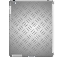 Tread plate Automotive Pattern and Texture iPad Case/Skin
