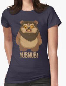 Yubnub! Womens Fitted T-Shirt