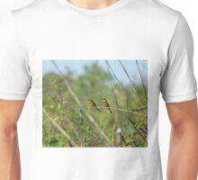 Little Bee-eaters Unisex T-Shirt