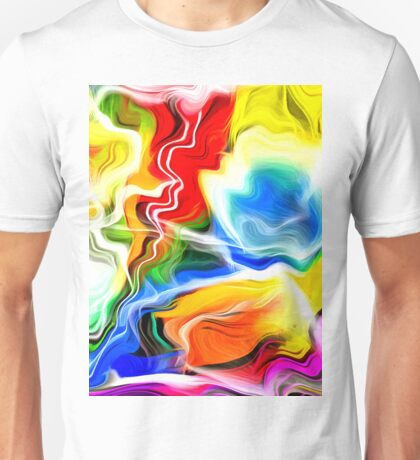 abstract pattern in nature Unisex T-Shirt