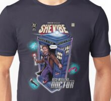 SheVibe Presents - Reid Mihalko! The Original Sex Geek is the New Doctor! Unisex T-Shirt