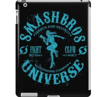 Planet Zebes Champion 2 iPad Case/Skin