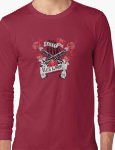 Illuminae - Death Blooms Long Sleeve T-Shirt