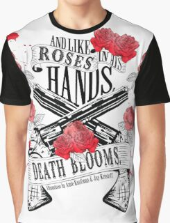 Illuminae - Death Blooms Graphic T-Shirt