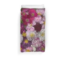 Bed of Roses Duvet Cover