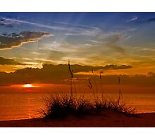 Gorgeous Sunset Photographic Print