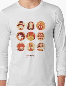 Ghibli Collection Long Sleeve T-Shirt