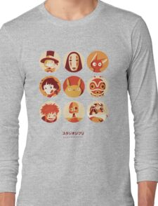 Ghibli Collection Long Sleeve T-Shirt