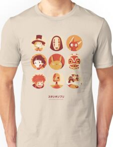 Ghibli Collection Unisex T-Shirt