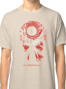 And so the Nightly Hunt begins Classic T-Shirt