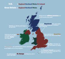 UK infographic Baby Tee